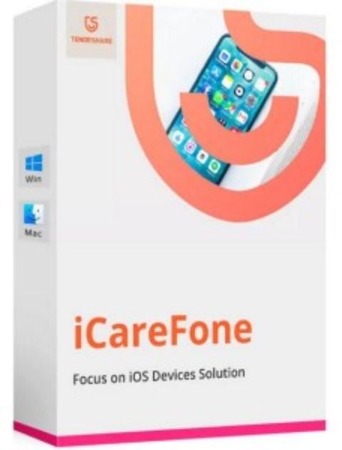 Tenorshare iCareFone Gratis
