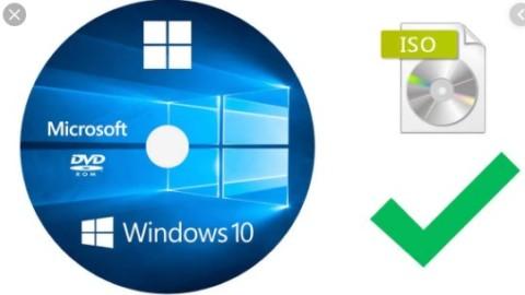 Descarca Windows 10 imagine ISO fara MediaCreationTool