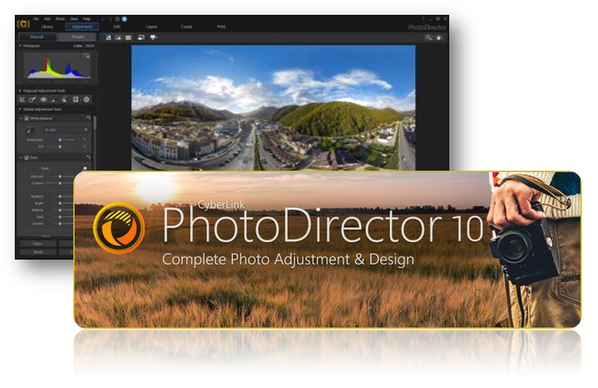 Photo of Cyberlink PhotoDirector 10 Deluxe Licenta GRATUITA
