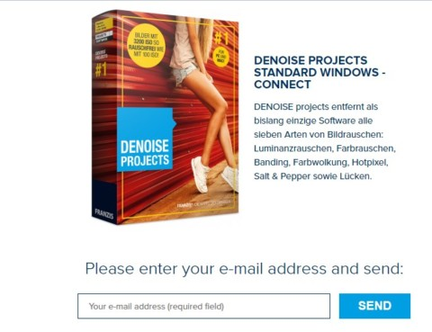 Franzis DENOISE Projects Standard -Gratis