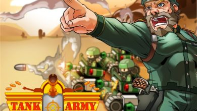 Photo of Tank Army – Fast Fingers Shmup Gratis