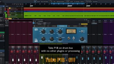 Photo of The Tube P1B Compressor – Fat Channel Plug-in