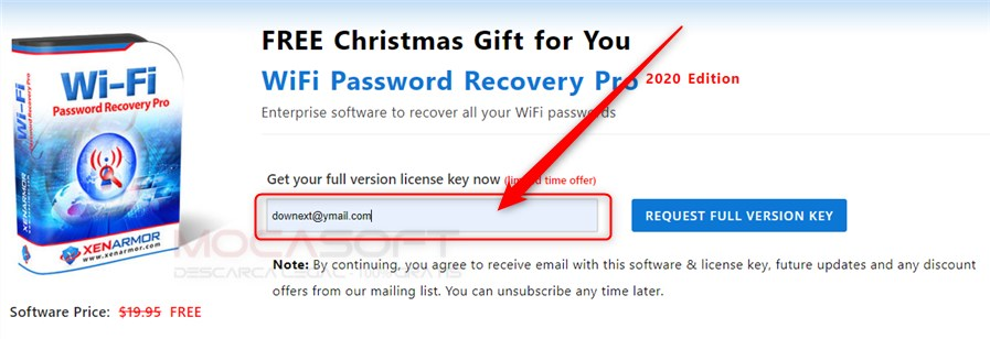 WiFi Password Recovery Pro giveaway