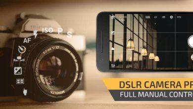Photo of Manual Camera : DSLR Camera Professional