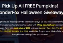 Photo of WonderFox Halloween Giveaway