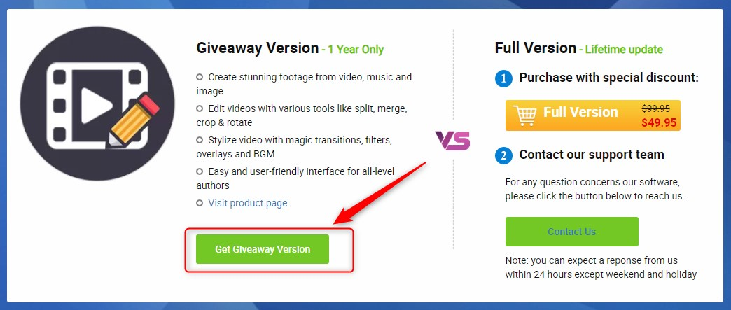 AceThinker Video Editor (WinMac) for FREE