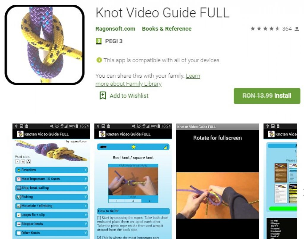 Knot Video Guide FULL