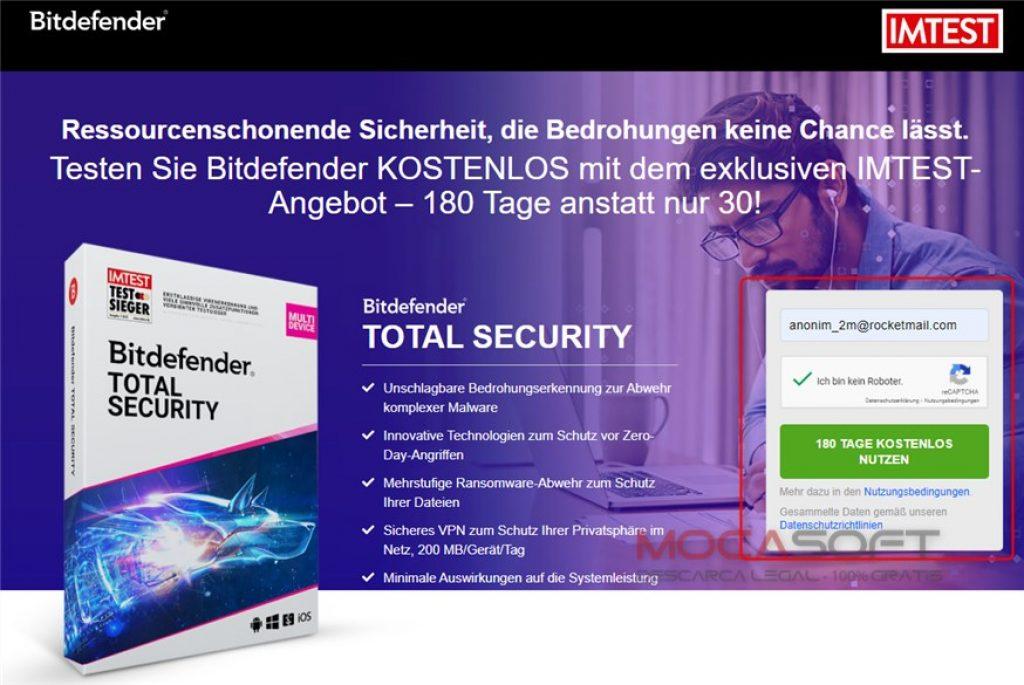 Bitdefender Total Security Giveaway