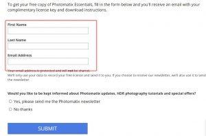 HDRSoft Photomatix Essentials Gratis
