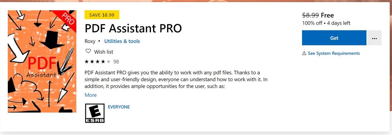 PDF Assistant PRO Giveaway