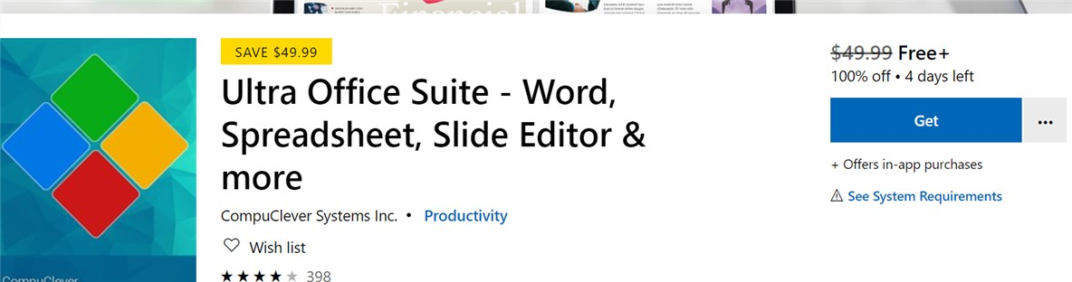 Ultra Office Suite Gratis