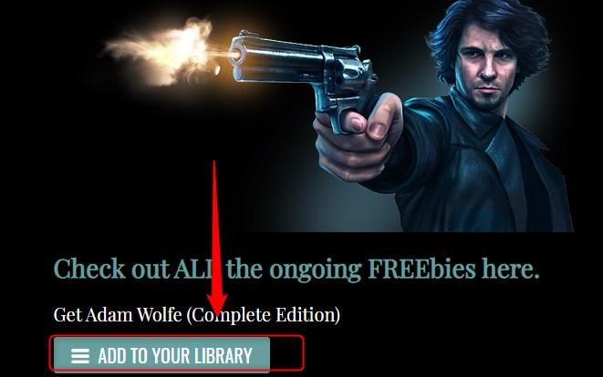 Adam Wolfe (Complete Edition) Joc Full