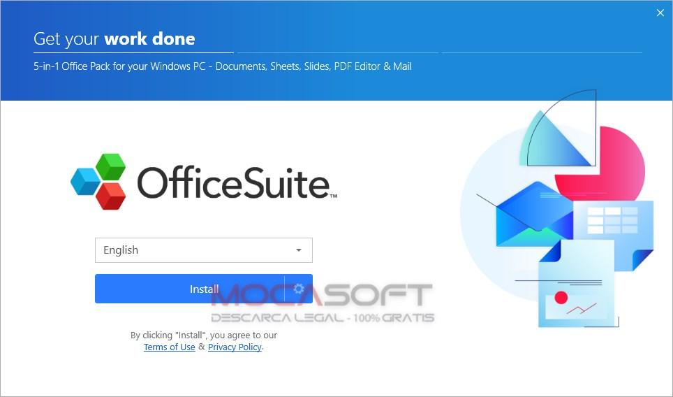 MobiSystems OfficeSuite Personal - licență gratuită