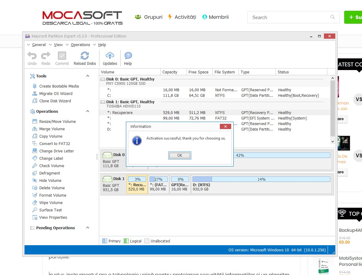 Macrorit Partition Expert Pro License Key