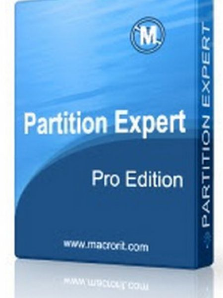 Macrorit Partition Expert Pro box