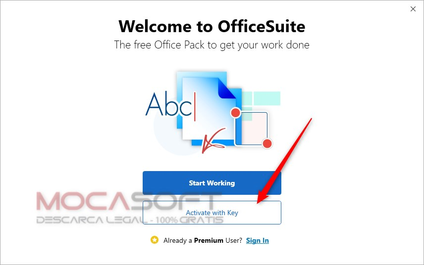 MobiSystems OfficeSuite Personal Activate with key