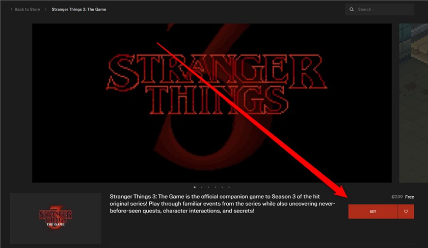 Stranger Things 3 The Game Giveaway