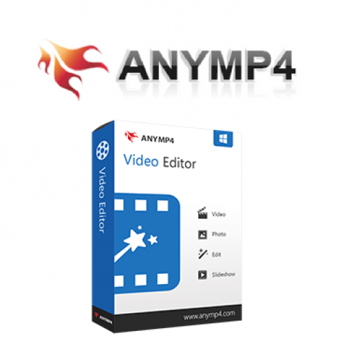 AnyMP4 Video Editor Giveaway