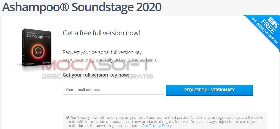 Ashampoo Soundstage 2020 Gratis