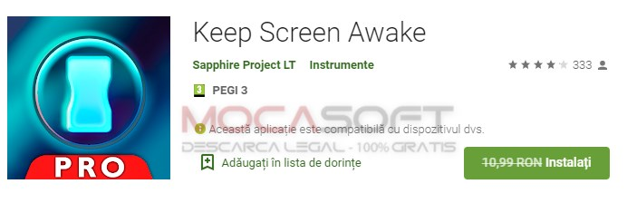 Keep Screen Awake