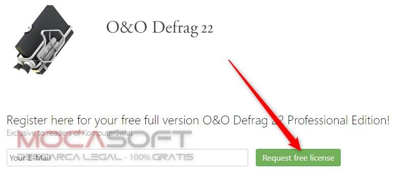 O&O Defrag 22 Professional Edition Giveaway