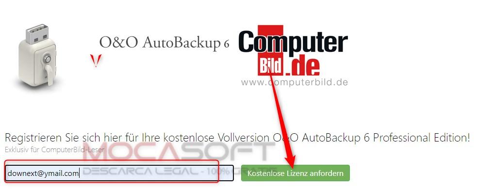 Instructiuni pentru descarcare si activare O&O AutoBackup 6.1