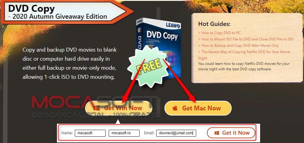 Leawo DVD Copy 2020