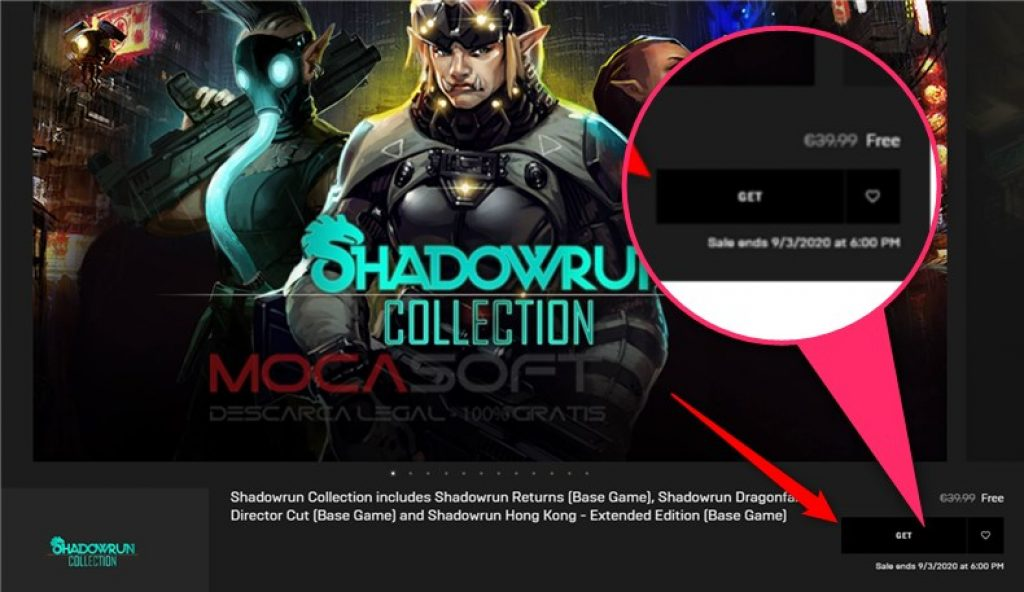 Shadowrun Collection Giveaway