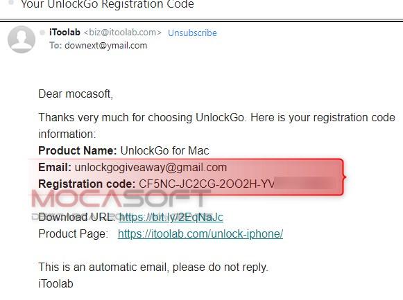 iToolab UnlockGo Giveaway