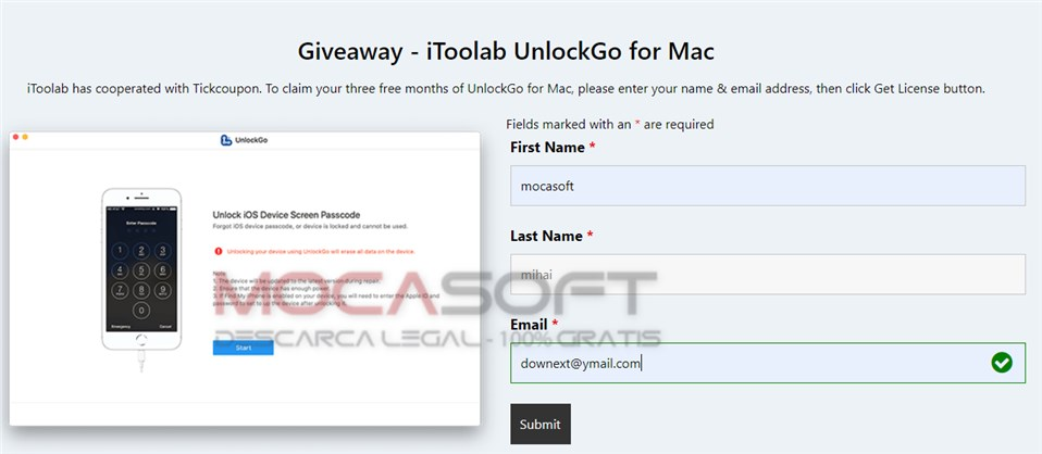 iToolab UnlockGo