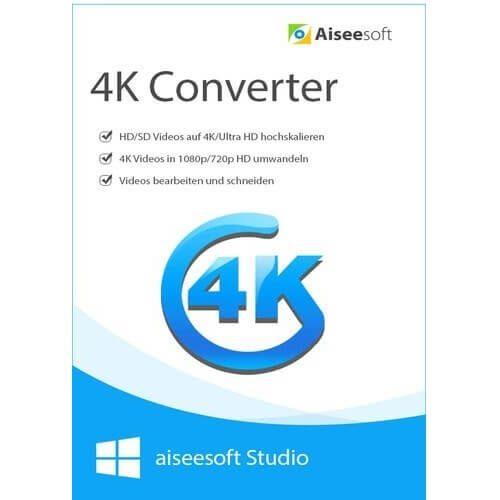 Aiseesoft 4K Converter box