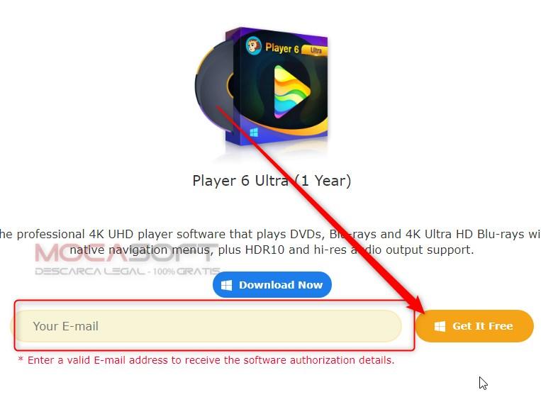DVDFab Player Gratuit
