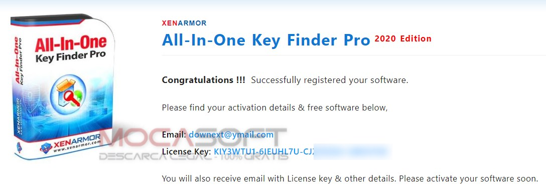 All-In-One Key Finder Pro 2020 Edition