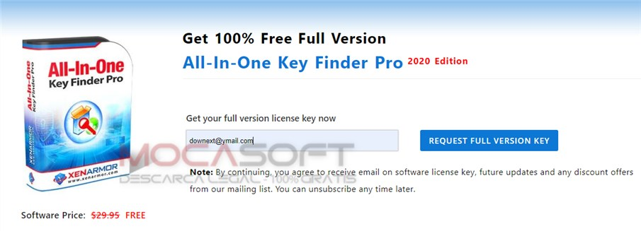 All-In-One Key Finder Pro Cu Licenta Gratuita