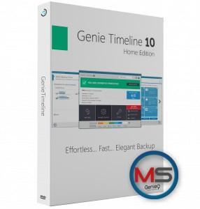 Genie Timeline Home 10 licenta gratuita
