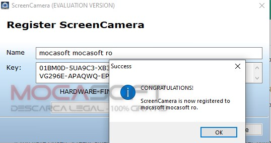 ScreenCamera Gratuit