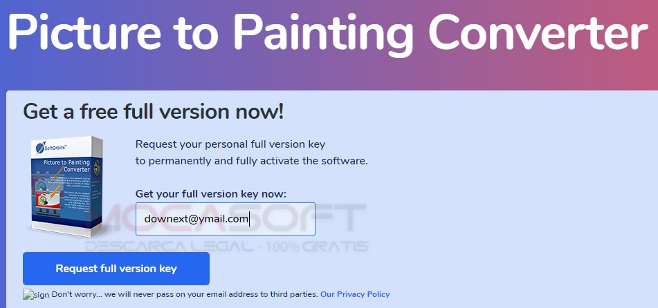 SoftOrbits Picture to Painting Converter