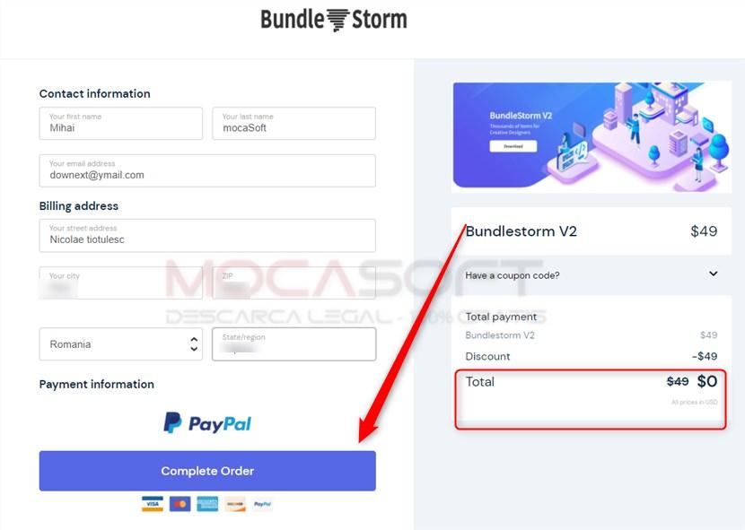 Bundle Storm V2 Gratuit