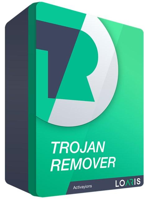 Loaris Trojan Remover box