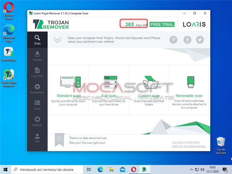 Loaris Trojan Remover - full license key