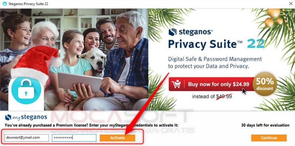 Steganos Privacy Suite 22 Giveaway