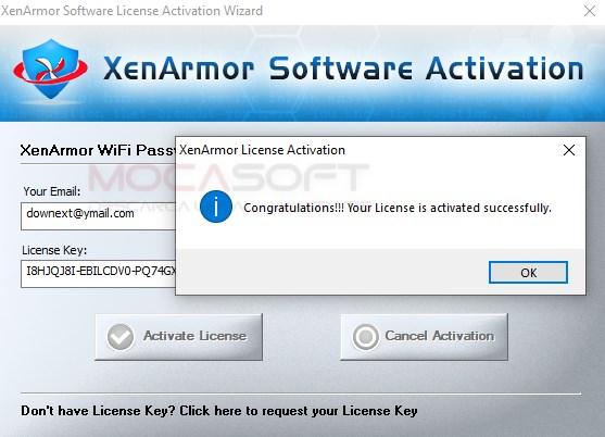 XenArmor WiFi Password Recovery Pro Licenta serial