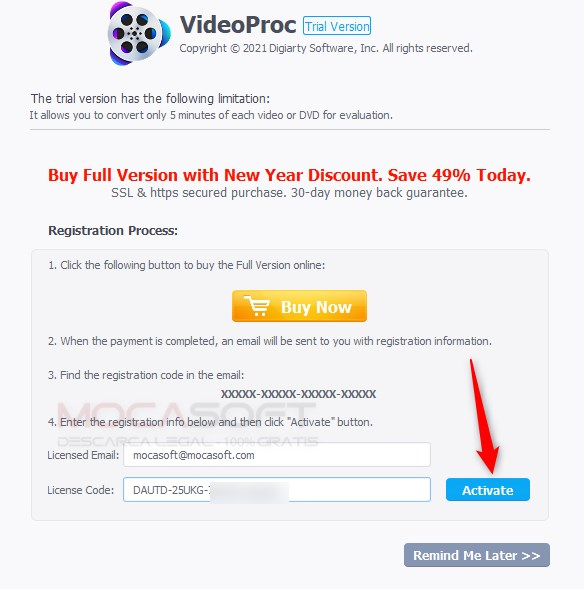 Digiarty VideoProc Giveaway