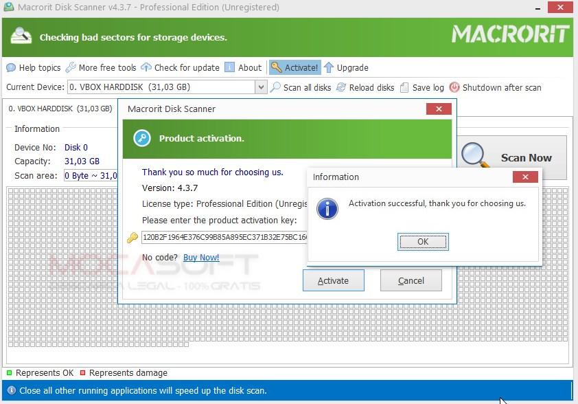 Macrorit Disk Scanner Pro Giveaway