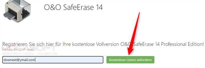 O&O SafeErase 14 Professional - Licență Gratis