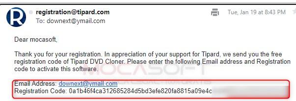 Tipard DVD Cloner Giveaway - Licenta Gratuita