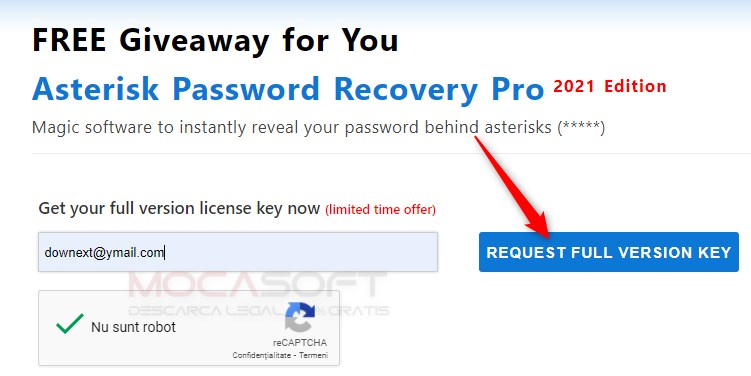 Asterisk Password Recovery Pro