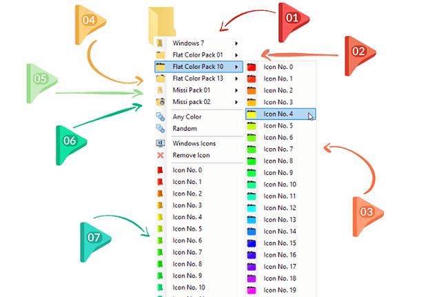 MSTech Folder Icon Gratuit