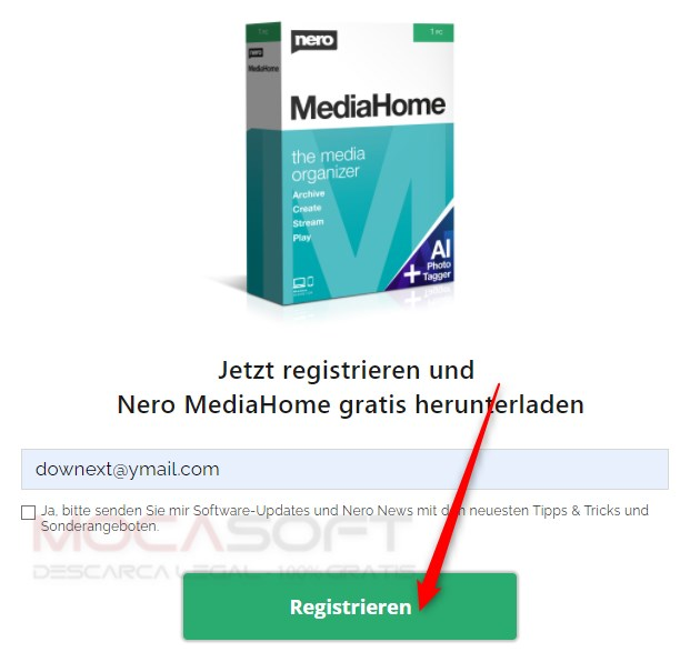 Nero MediaHome Giveaway