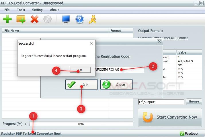 PDF To Excel Converter Giveaway - Licenta Gratuită